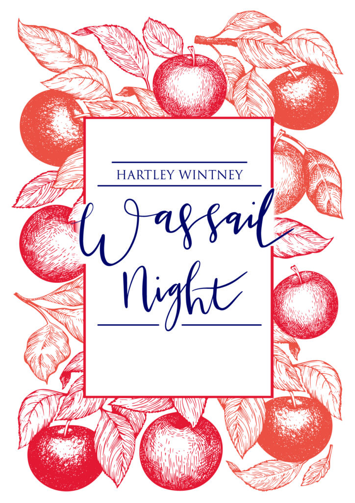 Wassail Night Flyer