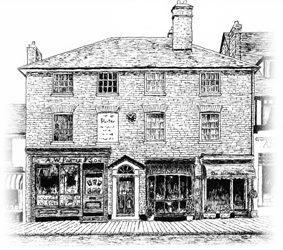 Porters Shopfront