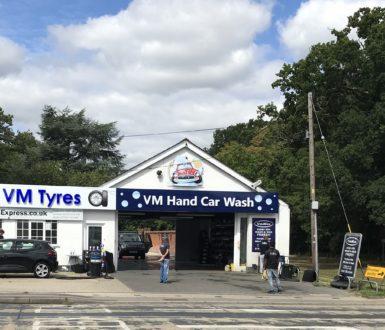 Visimax Car Wash & Tyres
