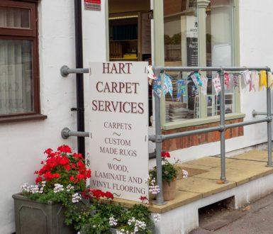 Hart Carpet Services