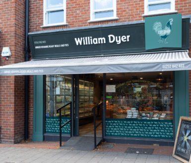 William Dyer Shopfront