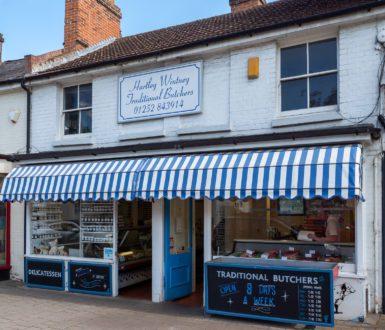Butcher's Shopfront