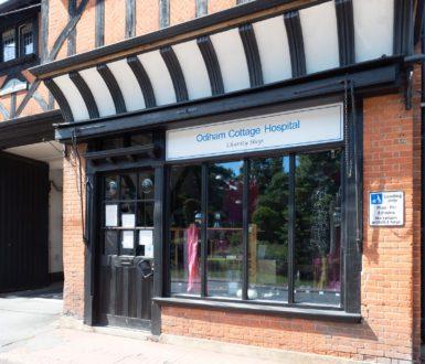 Charity Shopfront