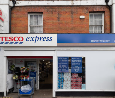 Post Office at Tesco