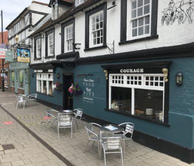 Waggon and Horses Pub