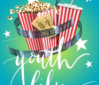 Easter Youth Film Flyer