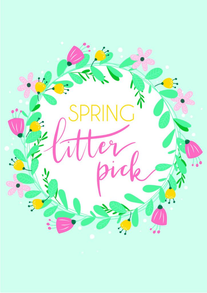 Spring Litter Pick Flyer
