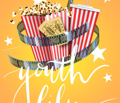 Spring Youth Film Flyer