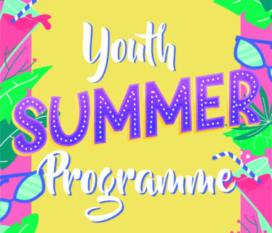 Youth Summer Programme Flyer