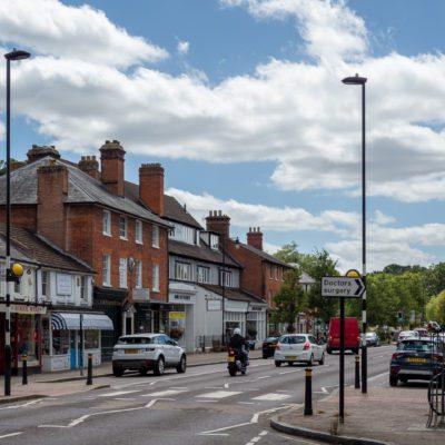 Hartley Wintney High Street