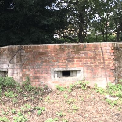 WWll Pillbox - Click to open full size image
