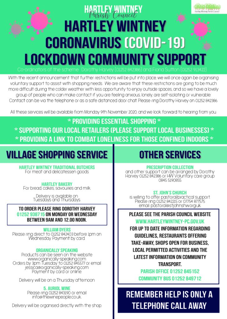 Covid Lockdown 2 Poster2
