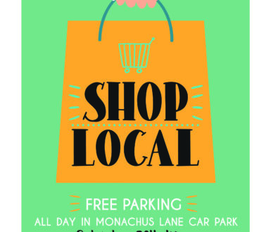 Shop Local Poster May 2021